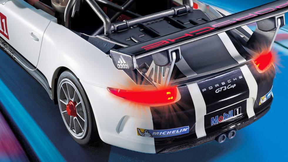 Porsche 911 GT3 Cup de Playmobil