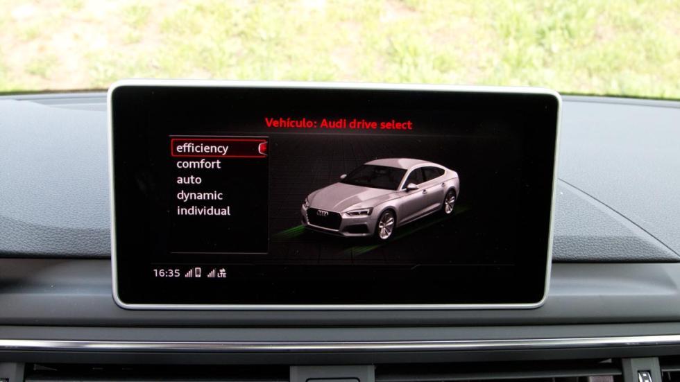 Prueba Audi A5 Sportback 2017 sedan deportivo lujo