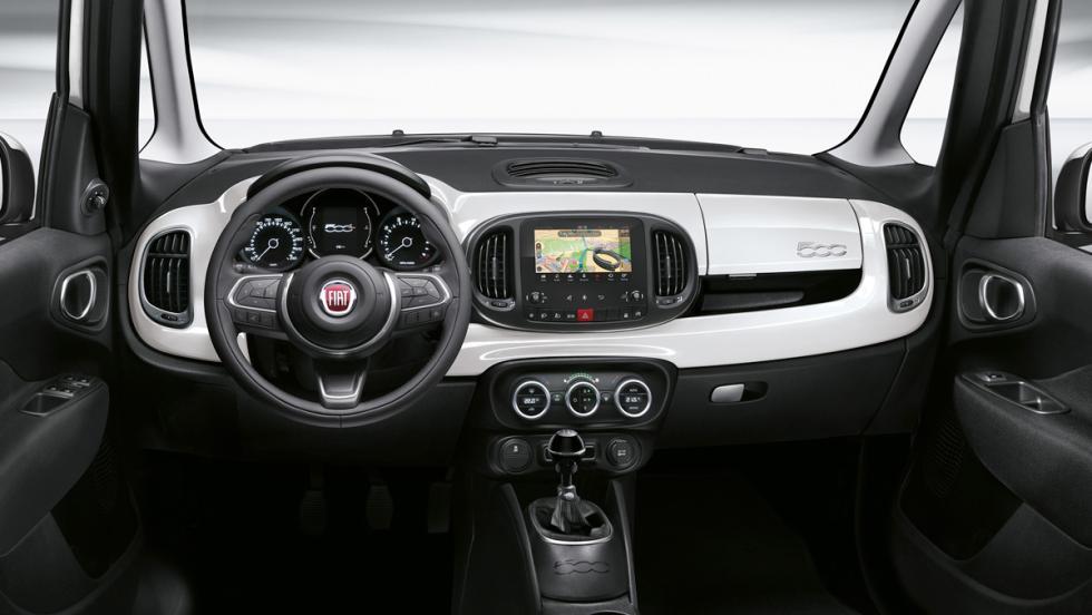 Prueba Fiat 500L 2018 (XII)