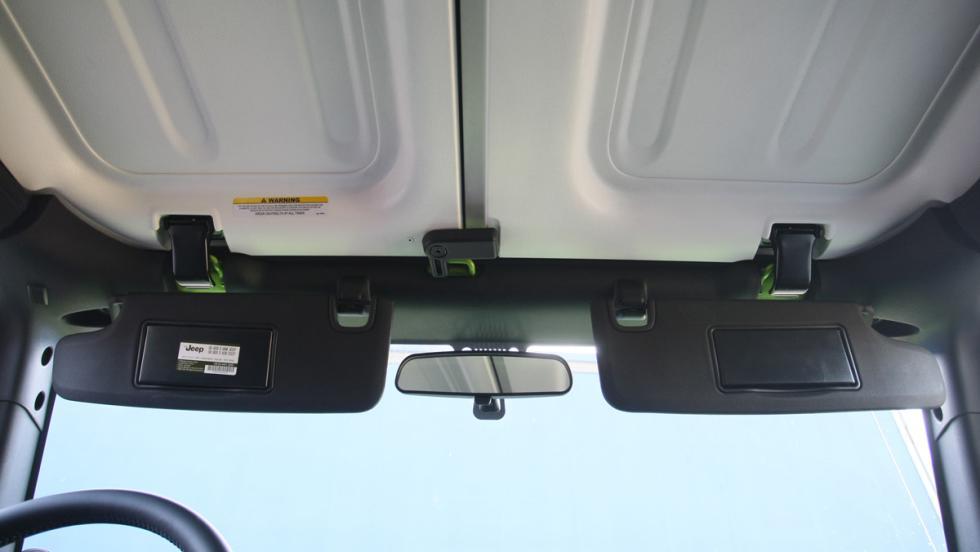 Prueba Jeep Wrangler (III)