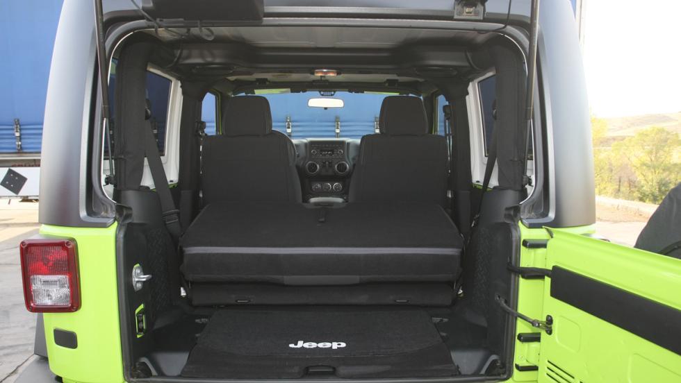 Prueba Jeep Wrangler (V)