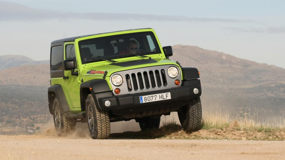 Prueba Jeep Wrangler (XIII)