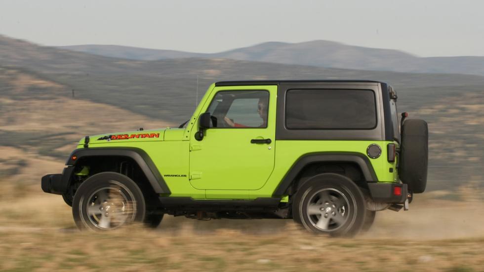 Prueba Jeep Wrangler (XIV)