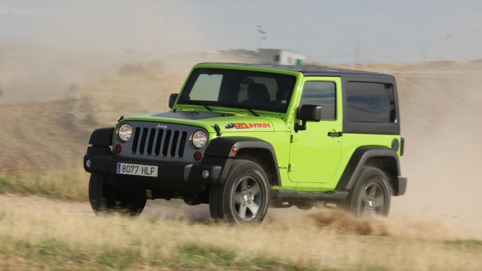 Prueba Jeep Wrangler (XV)