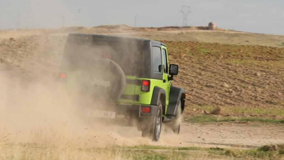 Prueba Jeep Wrangler (XVI)