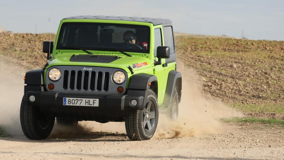 Prueba Jeep Wrangler (XVII)