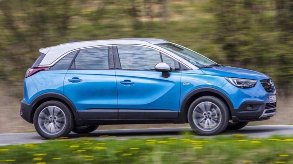 Prueba Opel Crossland X (dinámica)