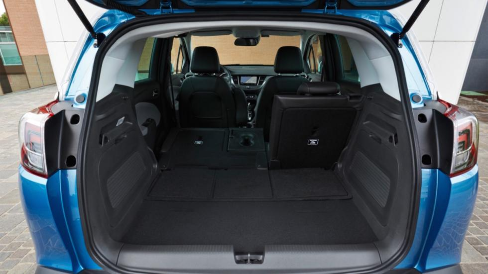 Prueba Opel Crossland X (maletero)