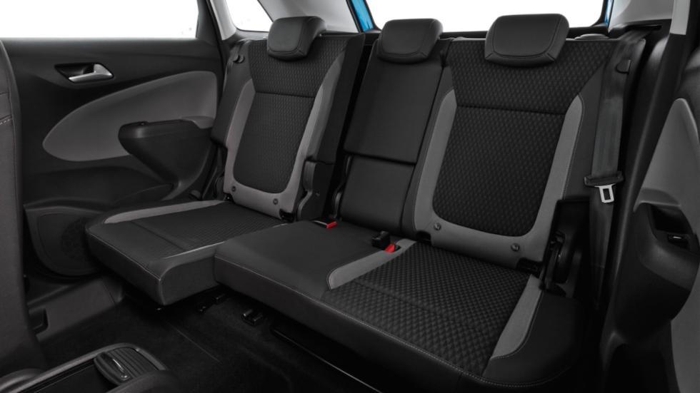 Prueba Opel Crossland X (asientos)