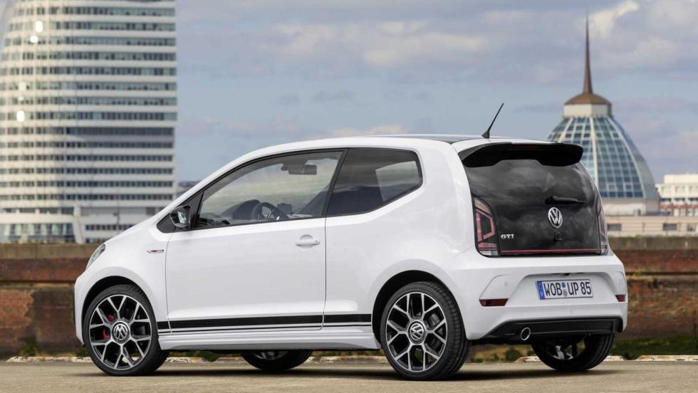 Prueba VW Up! GTI (III)
