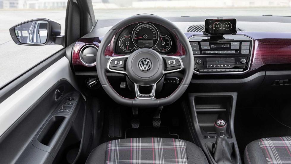 Prueba VW Up! GTI (V)