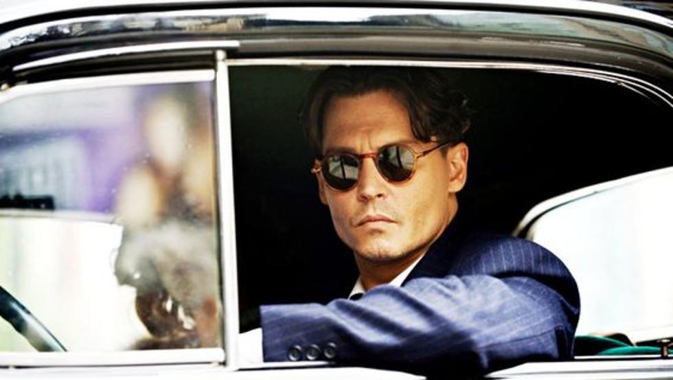 Public enemy, Johnny Depp