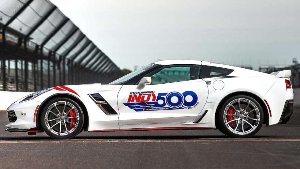 Qué chulo es elChevrolet Corvette Grand Sport