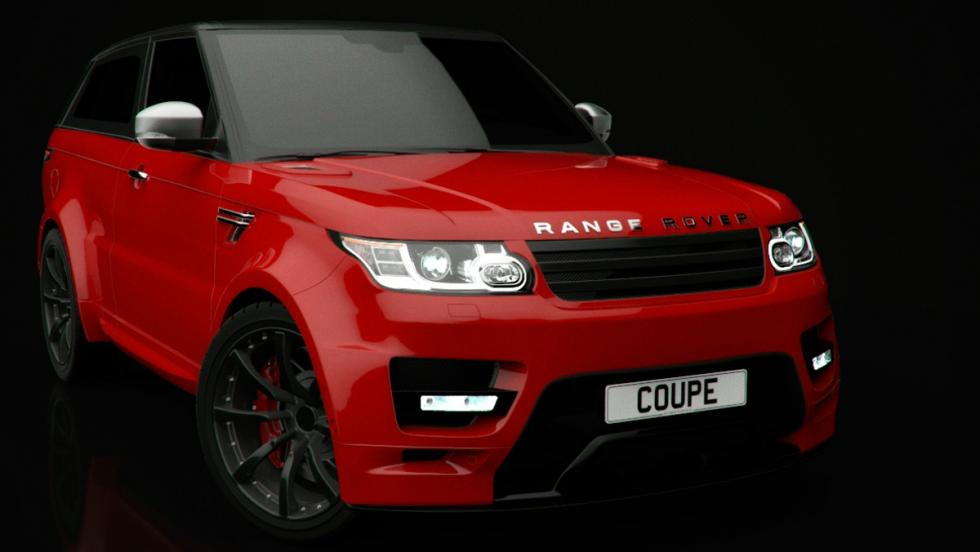 Range Rover Coupé 2 puertas (I)