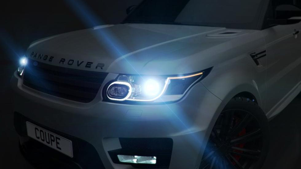 Range Rover Coupé 2 puertas (III)