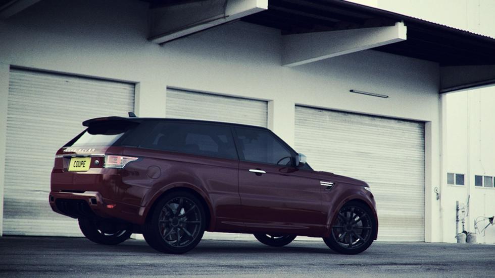 Range Rover Coupé 2 puertas (IV)