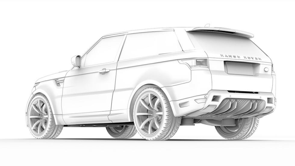 Range Rover Coupé 2 puertas (VI)