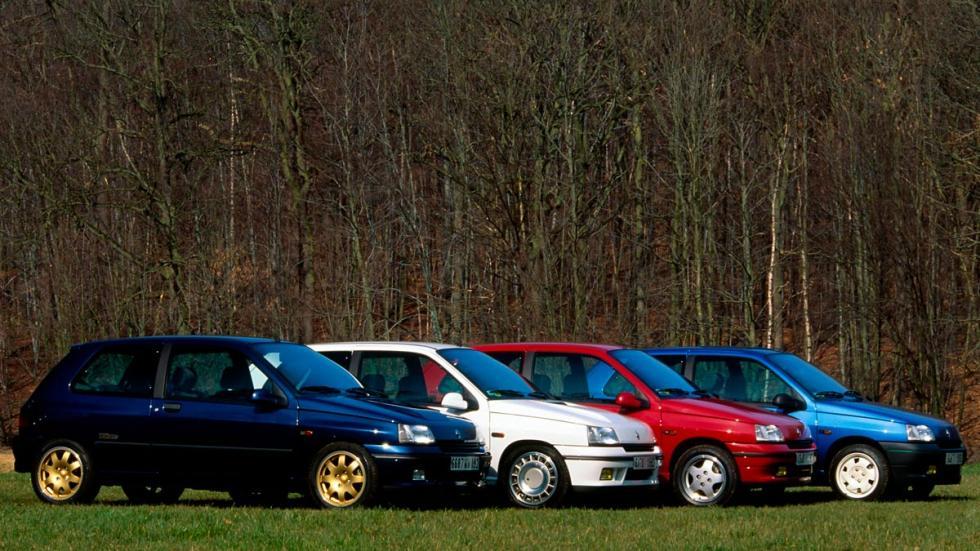 Renault Clio Williams deportivo utilitario divertido historia