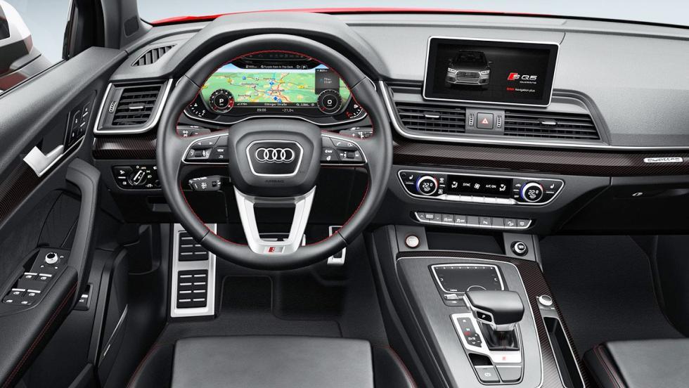 Los rivales del Jaguar F-Pace - Audi SQ5