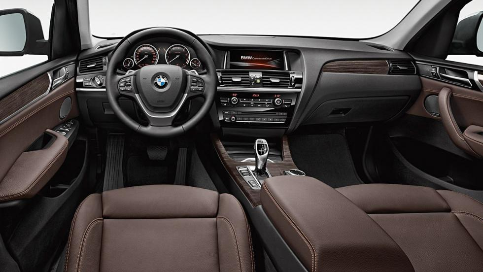 Los rivales del Jaguar F-Pace - BMW X3