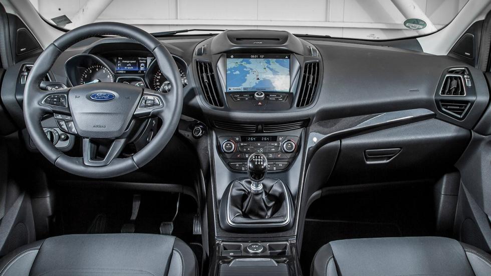 Los rivales del Seat Ateca FR - Ford Kuga ST Line