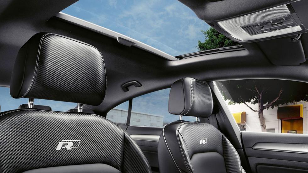 Rivales del Skoda Superb 2017 - Volkswagen Arteon