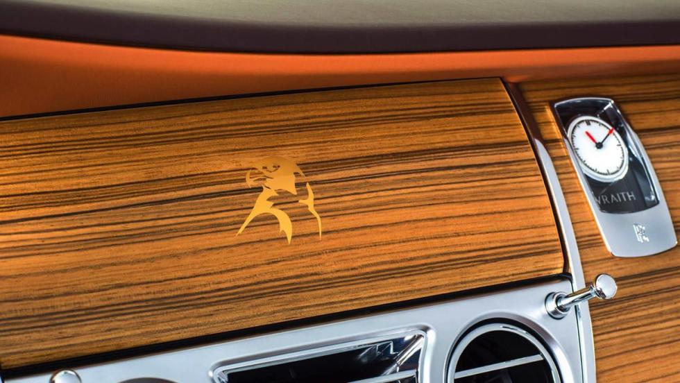Rolls-Royce Wraith by Falconry