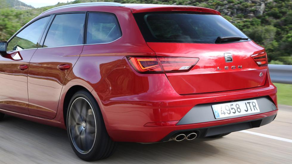 Seat León ST FR 2017
