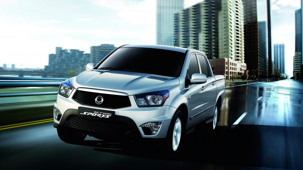 SsangYong Actyons Sport (I)