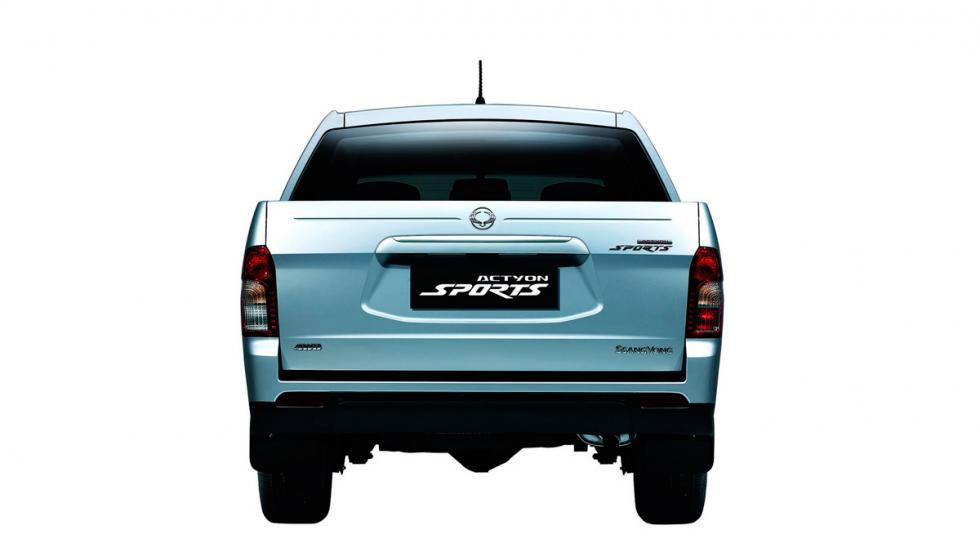 SsangYong Actyons Sport (V)