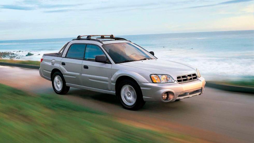 Subaru Baja Turbo (I)