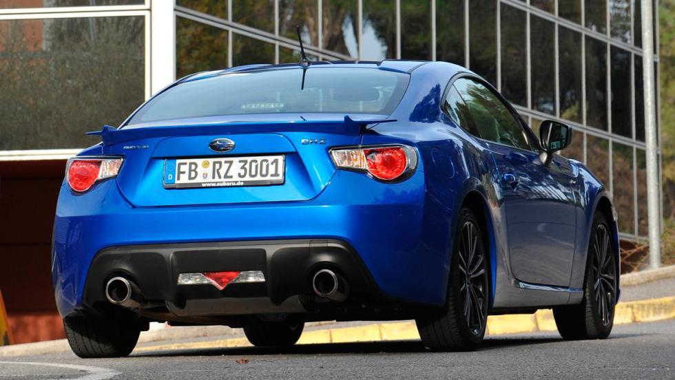 Subaru BRZ 2013 (I)