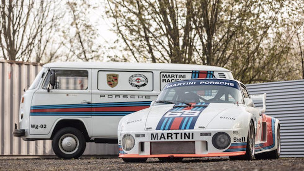 Subasta Porsche 935 y VW (I)