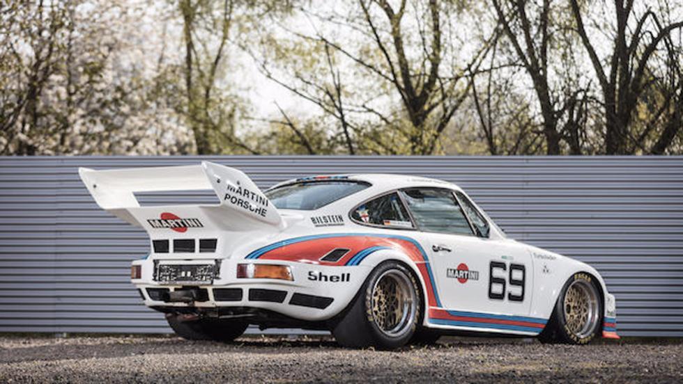 Subasta Porsche 935 y VW (IV)