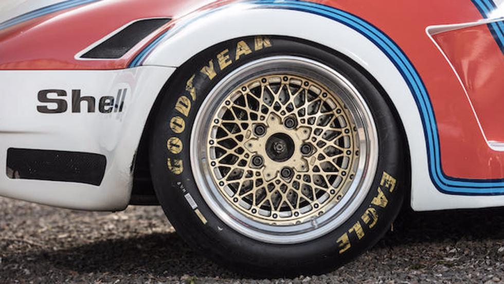 Subasta Porsche 935 y VW (V)