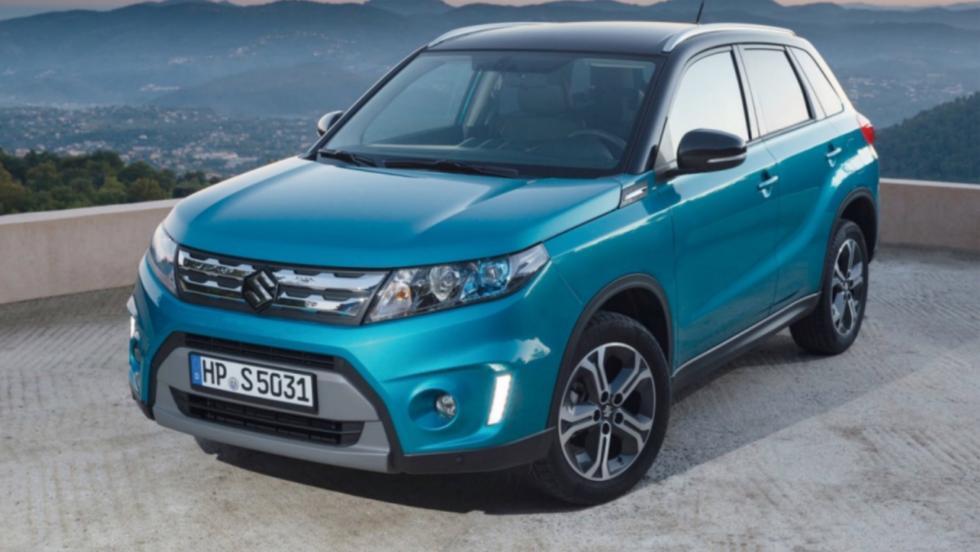 Suzuki Vitara cuarta generación