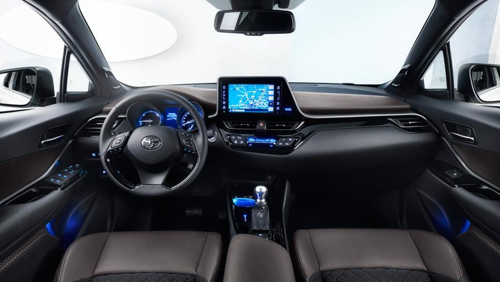 Toyota C-HR 2016 (V)