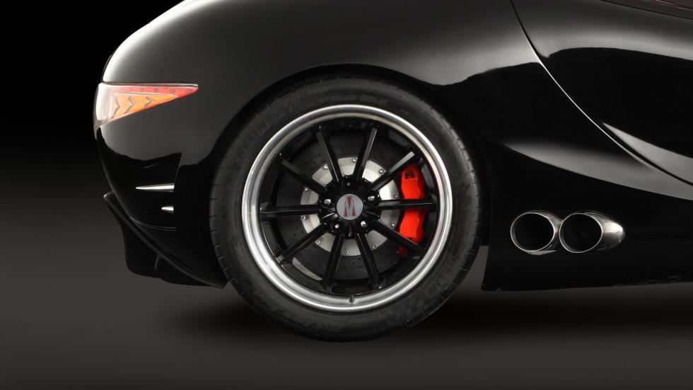 Trident Iceni deportivo diesel autonomia