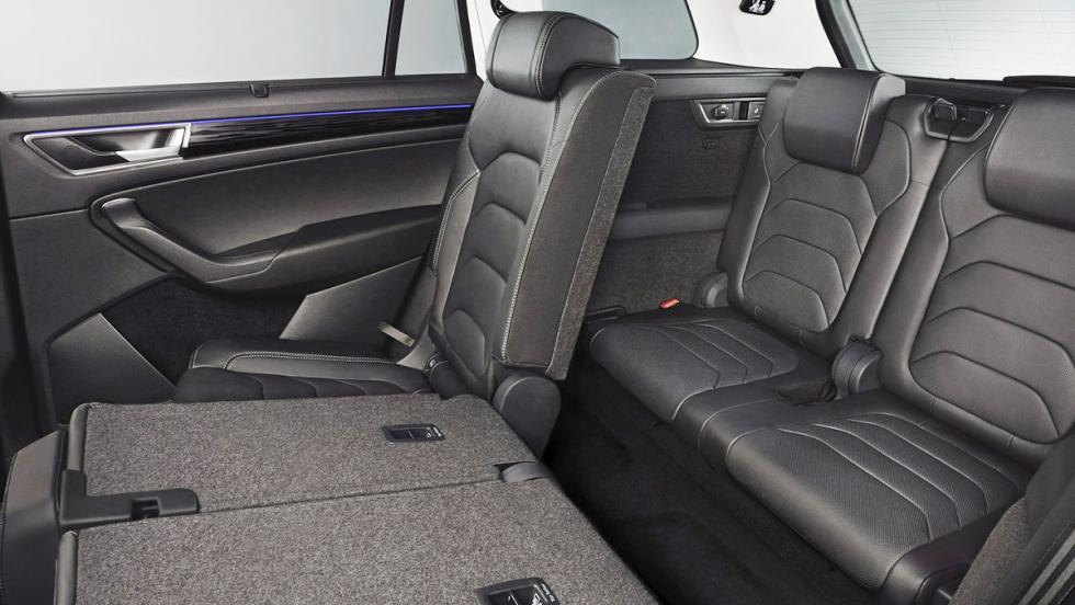 Ventajas de los SUV sobre los familiares: tienen siete plazas... algunos
