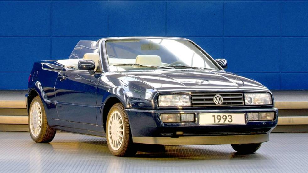 Volkswagen Corrado Cabrio