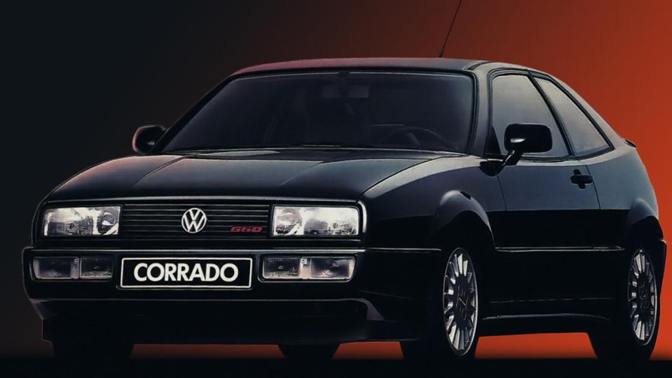 Volkswagen Corrado G60 coupé clásico