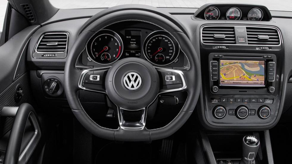 Volkswagen Scirocco Typhoon (VII)