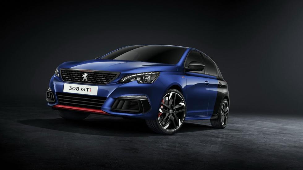 Peugeot 308 2017