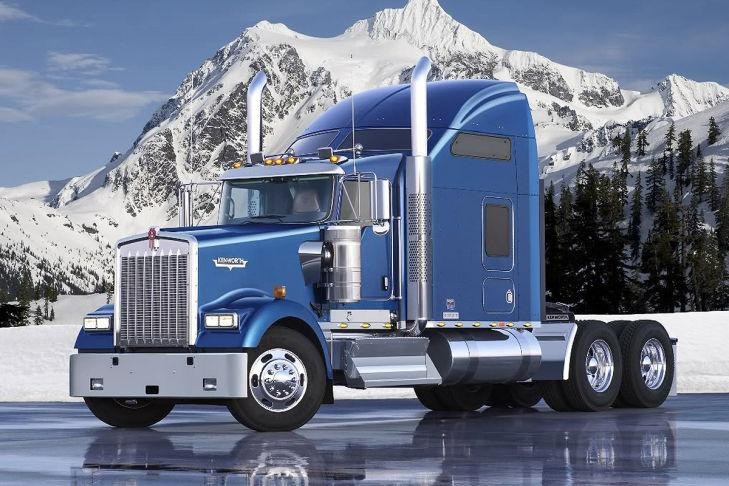 Kenworth W900. 12,9 litros, 2.508 Nm de par.