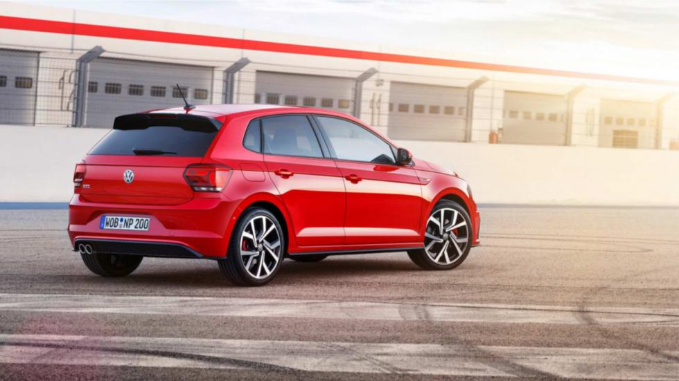 VW Polo GTI 2017,