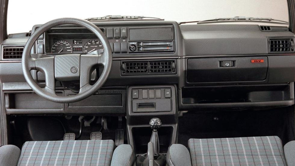 Asientos de tartán del Volkswagen Golf GTI (III)