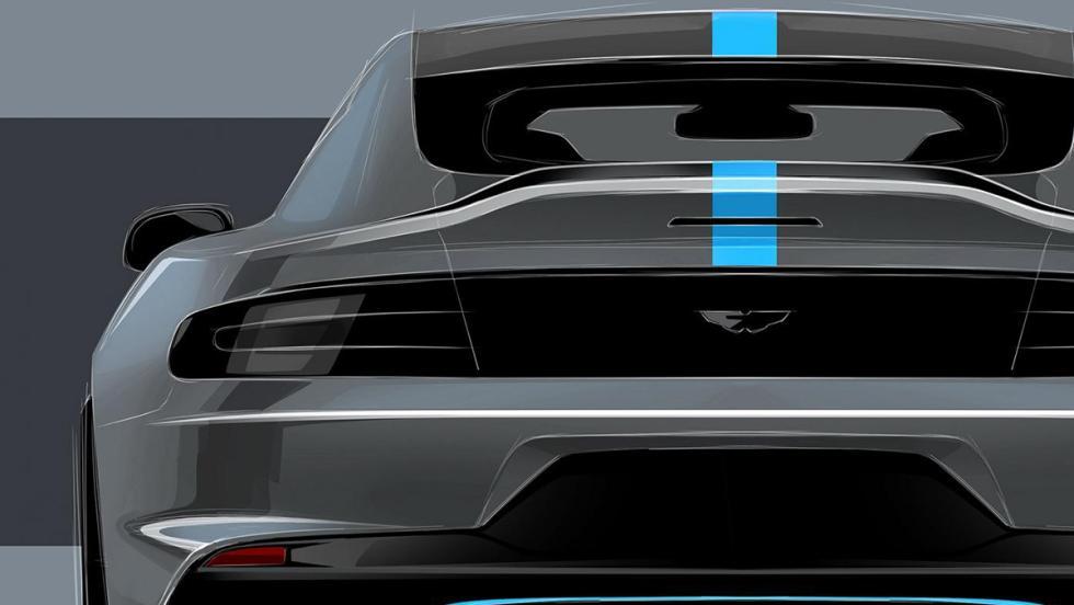 Aston Martin construirá un Rapide eléctrico