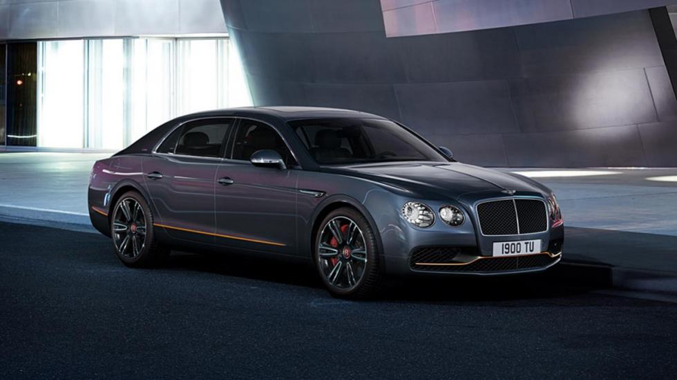 Bentley Flying Spur Design Series Mulliner lujo personalización