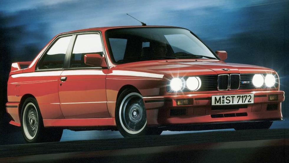 BMW que deberían estar en la carretera: BMW M3 E30 (I)