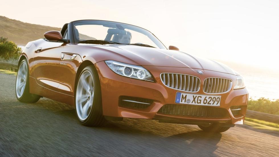 BMW que deberían estar en la carretera: BMW Z5 (I)